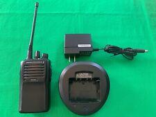 Vertex Standard Motorola Vx 261 Two Way Radio Analog 450 Mhz 512 Mhz