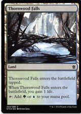 1 FOIL Wind-Scarred Crag Land Khans of Tarkir Mtg Magic Common 1x x1