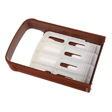 Bread Cutter Toast Slicer Cutting Guide well Kitchen Tool Random Color