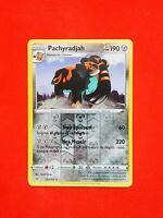 137/202 carte card Pokemon VF Epee Bouclier Sword & Shield REVERSE PACHYRADJAH