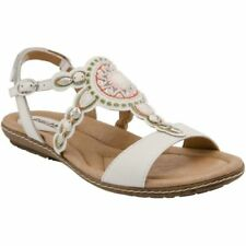 b70d632744db6b Earth Women s Leather Sandals and Flip Flops