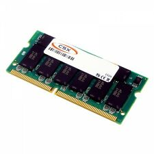 256MB NOTEBOOK MEMORIA RAM sodimm SDRAM PC100, 100 MHz 144 Pin