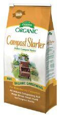 (1) ESPOMA ORGANIC COMPOST MAKER STARTER ORGANIC GARDENING AID  CS4