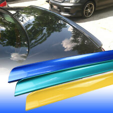 For BMW 3-Series E36 Coupe Rear Trunk Lip Spoiler Wing PUF Paint Color 91-98