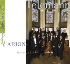 Arion, G.P. Telemann - Tutti Flauti [New CD]