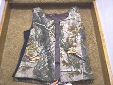 Womens Vest Insulated Vest C4 Pants Match Waterproof Realtree Camo Vest $130 MED