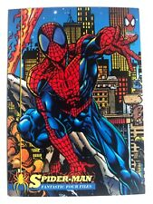 SPIDER-MAN FANTASTIC 4 FILES #41 The Amazing Spider-Man 1994 Fleer Trading Card