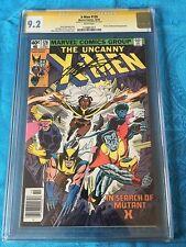 Uncanny X-Men #126 - Marvel - CGC SS 9.2 - Signed by Chris Claremont
