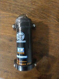 Bullz Audio 3300W 20VDC BCAP3.3 Car Audio Digital Power 3.3 Farad Capacitor Cap