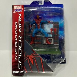 2012 Diamond Select Marvel Select The Amazing Spider-Man Action Figure Sealed