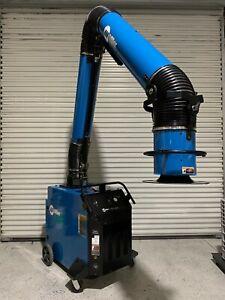 Miller Filtair Capture 5 408v 3ph 10' Zoneflow Arm Never Used