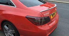 Mercedes C207 A207 E Class Coupe Cabriolet E63 AMG Style Trunk Boot Lip Spoiler
