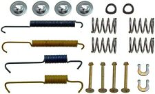 Drum Brake Hardware Kit Rear Dorman HW17317