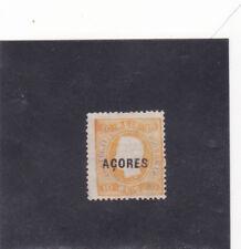 AZORES / PORTUGAL D. LUIS 10 R. (1868-70)  AF # 8  C.V  130,00 euros