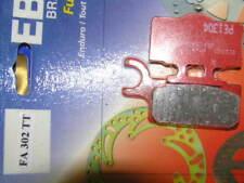 EBC CARBON Disc pads FA302TT  KAWASAKI  KX65 SUZUKI RM65