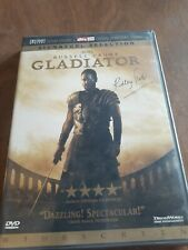 Signature Selection Russell Crowe Gladiator 2- Disc Dvd