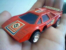 LAMBORGHINI  SPAIN  toy GISIMA PENCIL SHARPENER   COCHE MINIATURA  USED CAR RARE