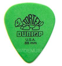 DUNLOP Tortex Selecciones de la guitarra/Púas 0.88mm 12 Pack