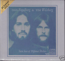 Dan Fogelberg Tim Weisberg Twin Sons of Different Mothers Japan 24k Gold CD New