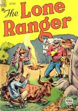The Lone Ranger #16 Dell 3.0 GD/VG