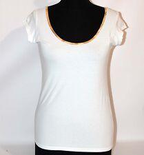 Prima Classe maglia bianca mappa t shirt manica corta Alviero Martini S L