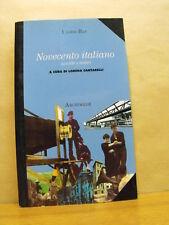 NOVECENTO ITALIANO-NOVELLE E TEATRO - CANTARELLI  (N4)