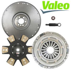 VALEO STAGE 4 RACE CLUTCH KIT &HD FLYWHEEL for 10-15 CHEVY CAMARO SS LS3 Z28 LS7