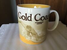 Starbucks Gold Coast Icon Mug