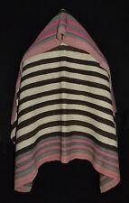INCREDIBLE NAVAJO-LIKE 19TH C INDIAN BLANKET Original AYMARA Wool Textile TM9820