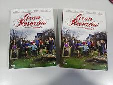 GRAN RESERVA TEMPORADA 1 COMPLETA - 5 DVD CASTELLANO + EXTRAS