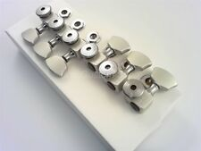 True Custom Shop® Sperzel 3 x 3 Chrome Satin Tuners for Gretch and Gibson