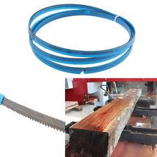 "INCA 3//4/"" X 3 TPI X 92 1//2/"" BandSaw Blade Swedish Silicon Steel thin kerf 0.025/"""