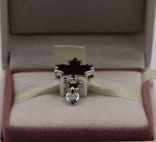 Authenic Pandora Canada Red Maple Leaf Charm, 797207En07 #1697