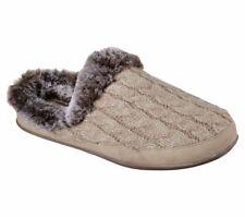 SKECHERS Women's Cali Beach Bonfire Memory Foam Mule Knit Slip on Shoes 31746