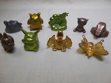 F/S Pokemon CHARIZARD Metal Collection Mini Figure 9 set pocket monster