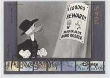 2004 Donald Duck Filmography #DD25 Donald's Crime Non-Sports Card 0u7