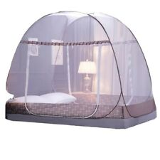 Folding Mosquito Net Panopy With Brackett Bed Tent For Adult Girl Room.