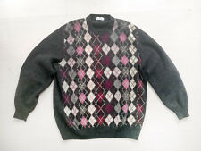 VALENTINO soft 100% virgin wool sweater , size L