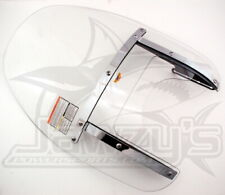 Custom Heavy Duty Windshield National Cycle N2220 Harley Davidson