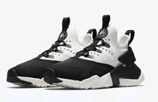 Nike Huarache Drift Garçons Filles de la jeunesse 943344-002 noir voile blanc UK 13.5 EU 32
