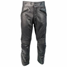 Richa Leather Summer Motorcycle Trousers