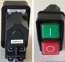 """Interruttore bipolare di sicurezza a """"4 CONTATTI"""" Pole Switch Security DZ-6 DKLD"""