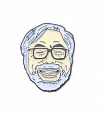 Brooch Men Women Accessories Pin Japanese animator Miyazaki Hayao Carton Badge