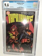 DC Thrillkiller '62 #nn 1998 Cgc 9.6 White Pages FREE SHIPPING