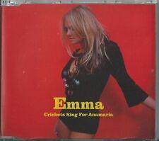 EMMA BUNTON - CRICKETS SING FOR ANAMARIA / ESO BESO / SO NICE /(MIX) 2004 EU CD2