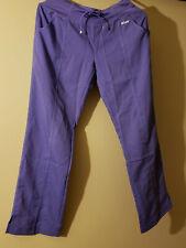 Grey's Anatomy Women's Scrub Pants With Tags - Size: Petit XS - Passion Purple