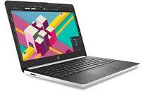 """NEW HP 14"""" HD AMD Intel i3-1005G1 3.4GHz 128GB M.2 SSD 4GB RAM Windows 10 Silver"""