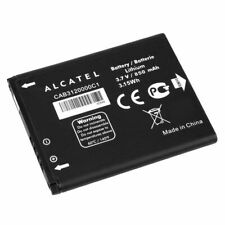 Alcatel OEM 3.7V Lithium Cell Phone Battery 850 mAh QWERTY 3.15Wh CAB3120000C1