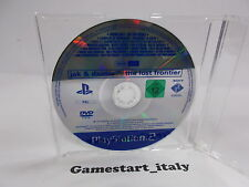 JAK & DAXTER THE LOST FRONTIER (SONY PS2) PROMO VERSION - PAL VERSION