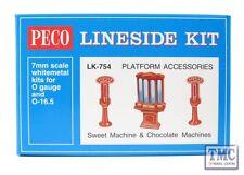LK-754 O Gauge Sweet Machine & Chocolate Machine (cwm) Peco